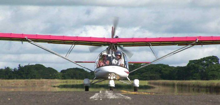 Inspeção de Saúde para Piloto de Aeronave Leve